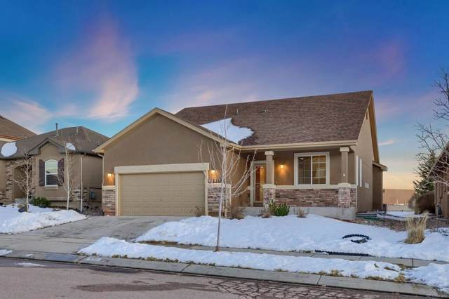 5721 Revelstoke Drive, Colorado Springs, CO 80924 (MLS #1880040) :: 8z Real Estate