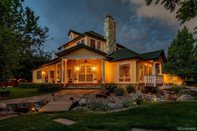5450 Indiana Street, Golden, CO 80403 (#1880097) :: The Healey Group