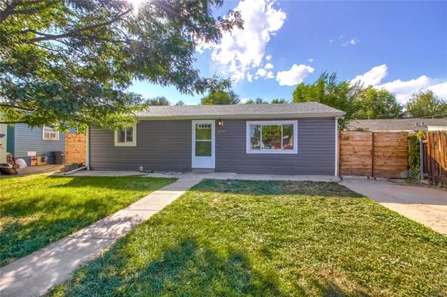 1985 Ingalls Street, Lakewood, CO 80214 (#1880184) :: The Galo Garrido Group