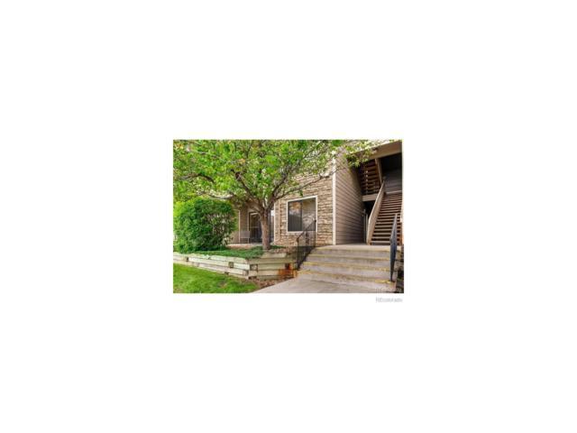 7408 S Alkire Street #303, Littleton, CO 80127 (MLS #1880370) :: 8z Real Estate