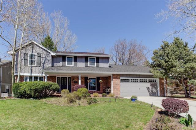 8769 E Otero Circle, Centennial, CO 80112 (#1880450) :: Wisdom Real Estate