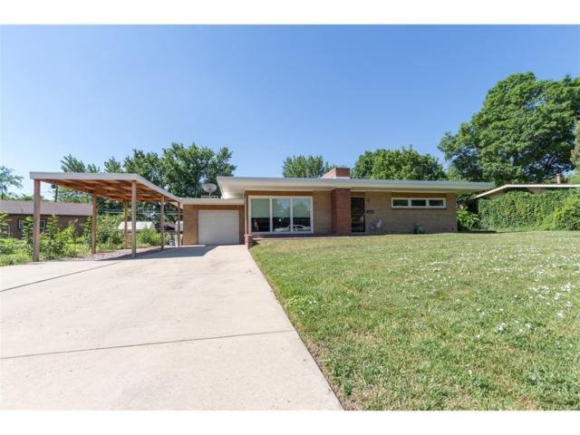 8100 W 19th Avenue, Lakewood, CO 80214 (#1880626) :: The City and Mountains Group