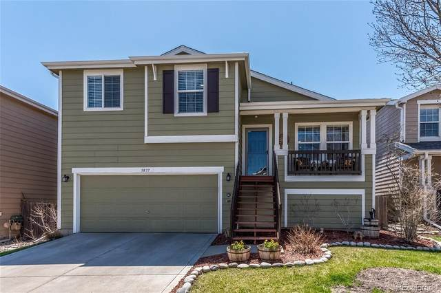 3877 W Kenyon Avenue, Denver, CO 80236 (MLS #1881931) :: Bliss Realty Group