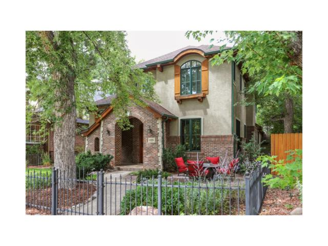 1325 S Josephine Street, Denver, CO 80210 (#1882043) :: Thrive Real Estate Group