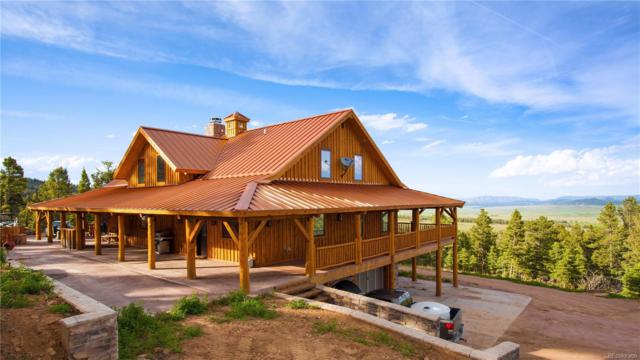 100 Highlands Road, Westcliffe, CO 81252 (#1882122) :: 5281 Exclusive Homes Realty