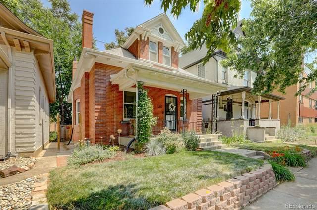 1442 Adams Street, Denver, CO 80206 (#1882212) :: Wisdom Real Estate