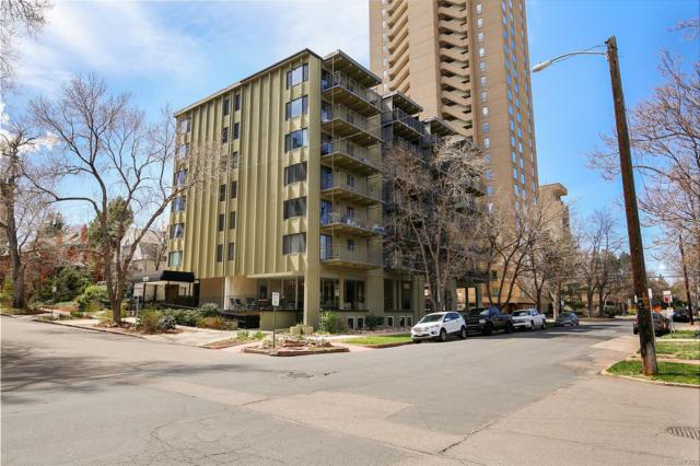 1175 Vine Street #101, Denver, CO 80206 (#1883076) :: The Peak Properties Group