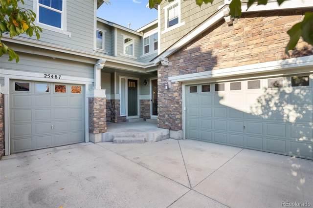 25467 E Arbor Drive, Aurora, CO 80016 (MLS #1883219) :: Kittle Real Estate
