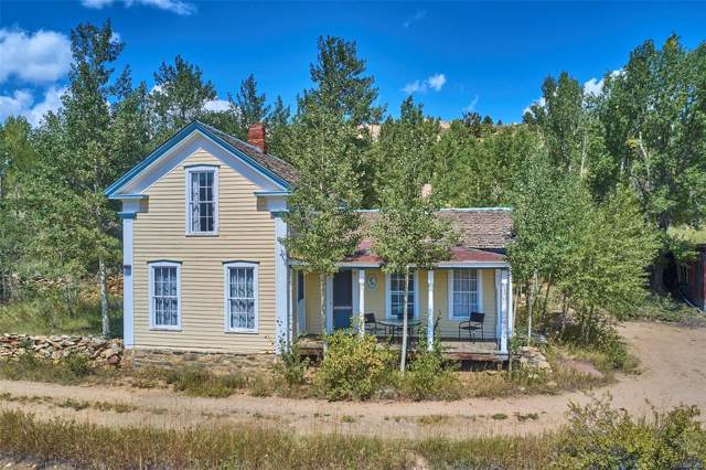 234 E 6th High Street, Central City, CO 80427 (MLS #1883560) :: 8z Real Estate