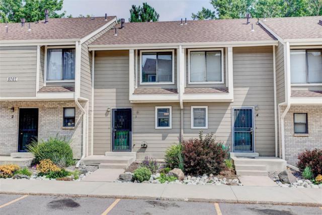 8767 W Cornell Avenue #3, Lakewood, CO 80227 (#1883649) :: Wisdom Real Estate