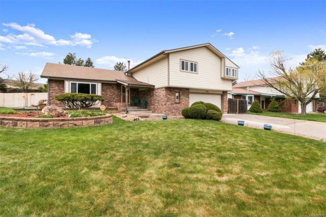 8176 W Fremont Drive, Littleton, CO 80128 (#1883744) :: House Hunters Colorado