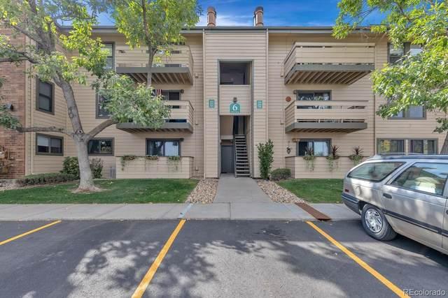 380 Zang Street #105, Lakewood, CO 80228 (#1884119) :: The Gilbert Group