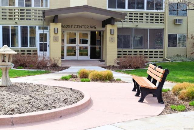 9625 E Center Avenue 7C, Denver, CO 80247 (#1884512) :: The Heyl Group at Keller Williams