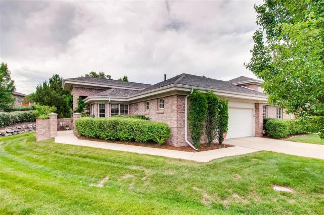 5125 Long Meadow Circle, Greenwood Village, CO 80111 (#1885658) :: My Home Team