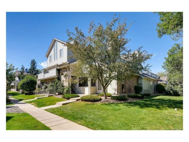 5021 Garrison Street 203F, Wheat Ridge, CO 80033 (#1885921) :: The Peak Properties Group