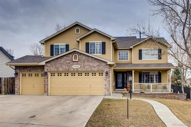 13932 Hudson Way, Thornton, CO 80602 (#1886227) :: The Dixon Group