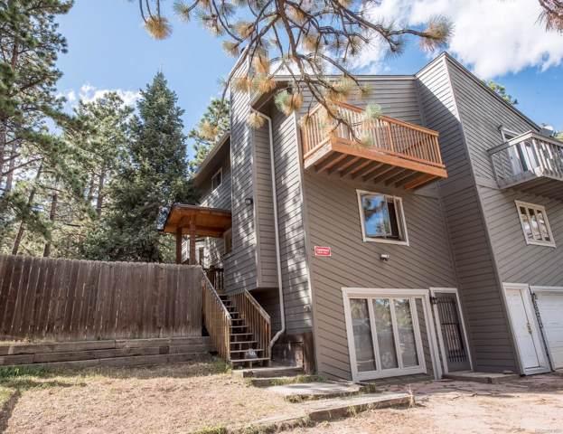 30215 Aspen Lane, Evergreen, CO 80439 (MLS #1886256) :: 8z Real Estate