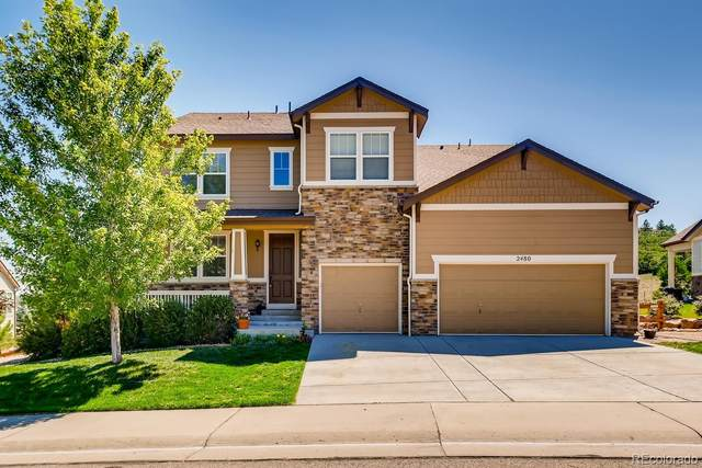 2480 Tavern Way, Castle Rock, CO 80104 (#1886560) :: Peak Properties Group