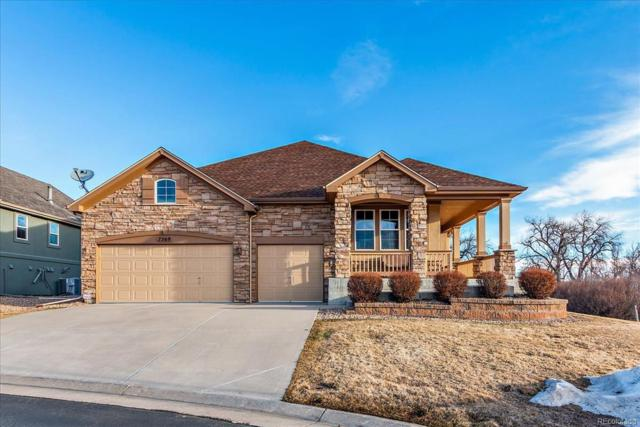 7569 Isabell Circle, Arvada, CO 80007 (#1887217) :: The Peak Properties Group