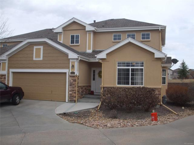 22321 E Plymouth Circle, Aurora, CO 80016 (#1887377) :: The Pete Cook Home Group