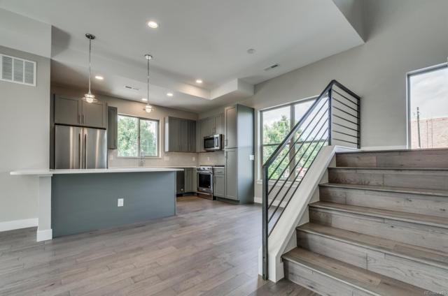 5360 Allison Street A, Arvada, CO 80002 (MLS #1887528) :: 8z Real Estate