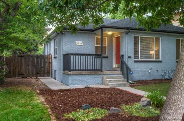 2048 Newton Street, Denver, CO 80211 (#1887912) :: My Home Team