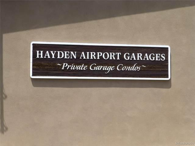 501 W Airport Boulevard Rv-18, Hayden, CO 81639 (#1887948) :: The Peak Properties Group