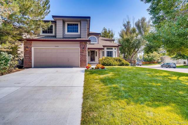 11405 W Frost Place, Littleton, CO 80127 (#1888526) :: Compass Colorado Realty