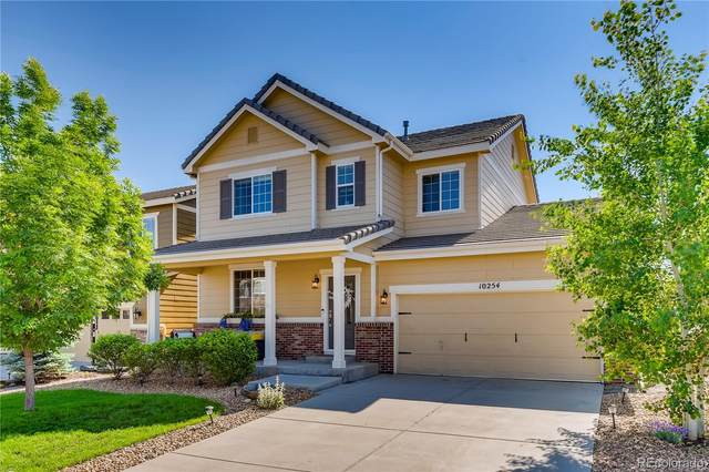 10254 Greenfield Circle, Parker, CO 80134 (#1888610) :: HomeSmart Realty Group