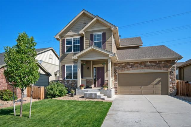 16713 E 102nd Place, Commerce City, CO 80022 (MLS #1889427) :: 8z Real Estate
