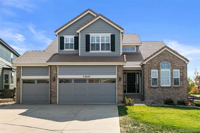 22647 Thorngate Place, Parker, CO 80138 (MLS #1889880) :: Kittle Real Estate