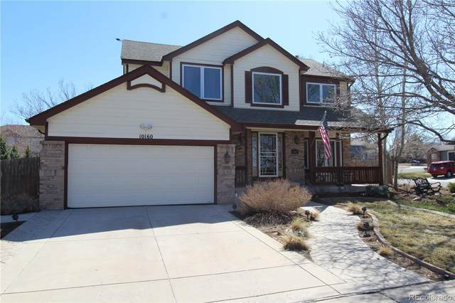 10160 W 101st Drive, Westminster, CO 80021 (#1890302) :: Sultan Newman Group
