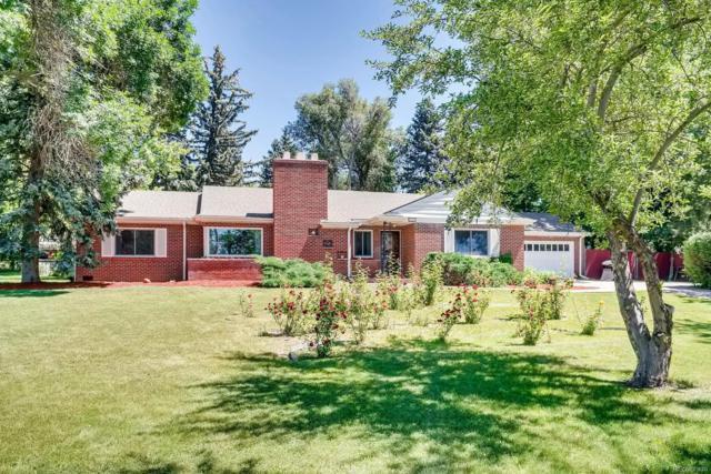 9195 W 10th Avenue, Lakewood, CO 80215 (#1890932) :: James Crocker Team