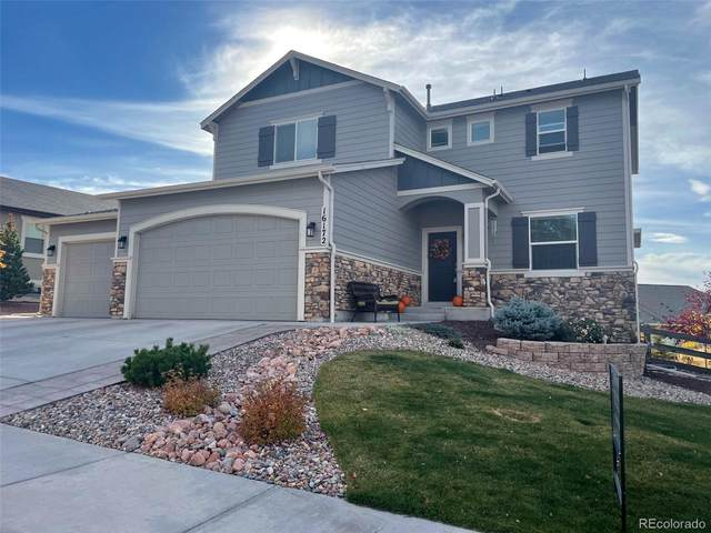 16172 St Lawrence Way, Monument, CO 80132 (#1891570) :: iHomes Colorado