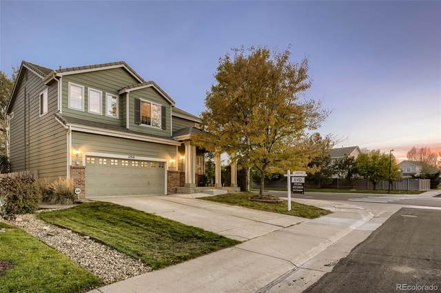 12341 Nate Circle, Parker, CO 80134 (#1891900) :: The FI Team