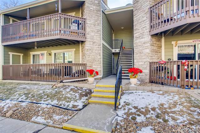 3480 S Eagle Street #102, Aurora, CO 80014 (MLS #1892270) :: Wheelhouse Realty