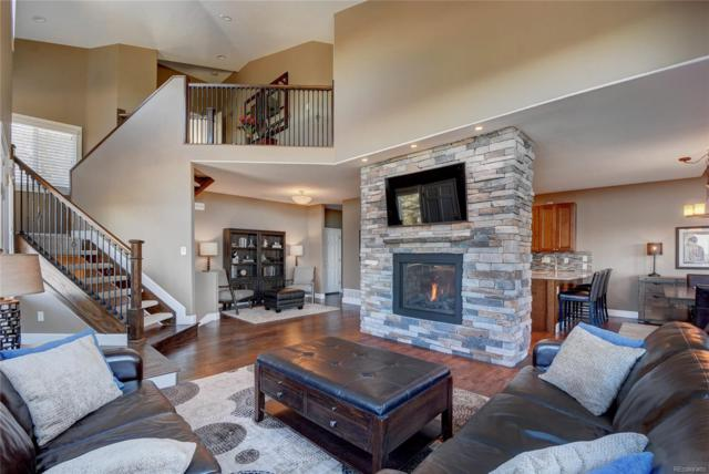 770 Chimney Creek Drive, Golden, CO 80401 (#1892966) :: The HomeSmiths Team - Keller Williams