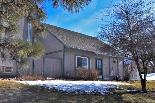 2501 S Victor Street E, Aurora, CO 80014 (MLS #1893047) :: 8z Real Estate