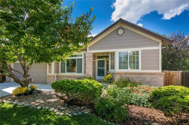 12633 S Silver Creek Court, Parker, CO 80134 (#1893060) :: My Home Team