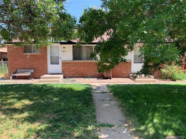212-214 16th Court, Greeley, CO 80631 (#1893370) :: The HomeSmiths Team - Keller Williams