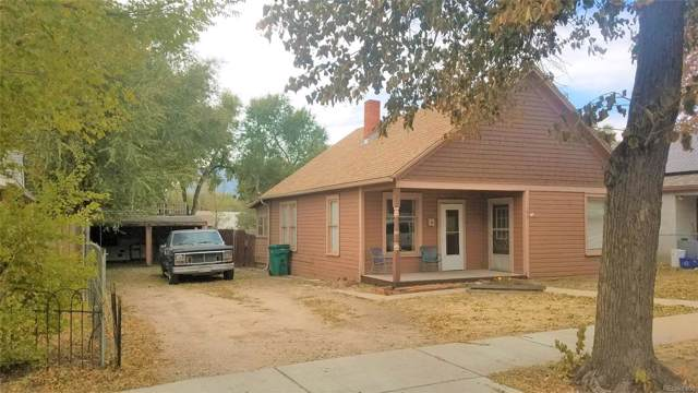 109 W Mill Street, Colorado Springs, CO 80903 (#1893378) :: The Heyl Group at Keller Williams