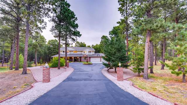 17415 Charter Pines Drive, Monument, CO 80132 (#1894238) :: Harling Real Estate