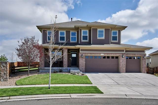 16815 W 86th Lane, Arvada, CO 80007 (#1894267) :: Wisdom Real Estate