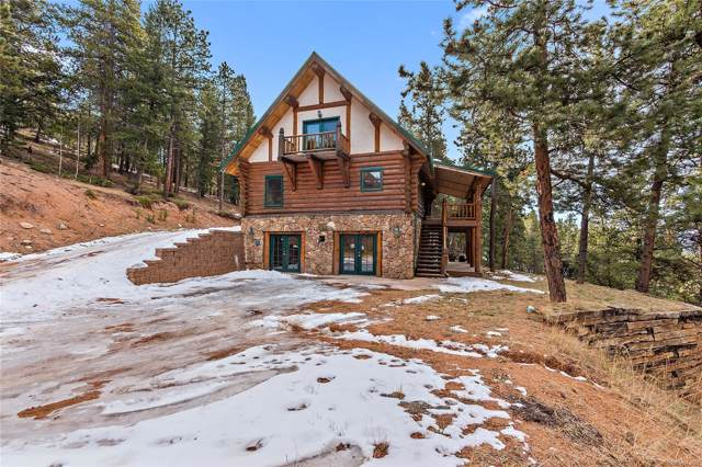 356 Lionsbrooke Lane, Pine, CO 80470 (#1894306) :: Berkshire Hathaway Elevated Living Real Estate