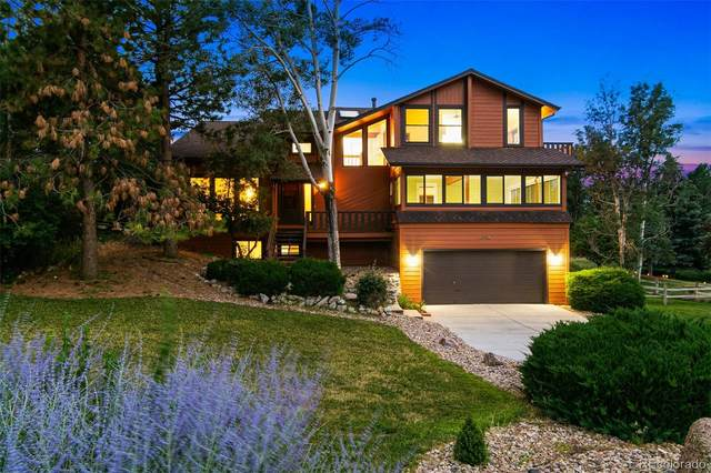8848 Thunderbird Court, Parker, CO 80134 (#1894429) :: The Colorado Foothills Team   Berkshire Hathaway Elevated Living Real Estate