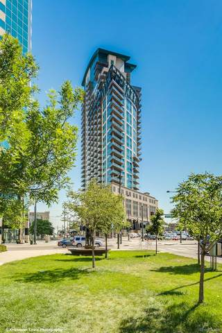 2001 Lincoln Street #1724, Denver, CO 80202 (#1894485) :: The Healey Group