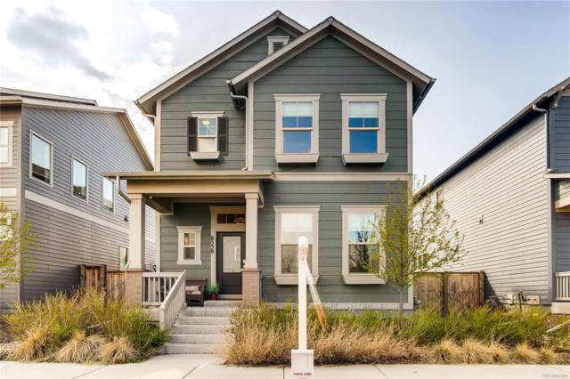 8558 E 54th Place, Denver, CO 80238 (#1894933) :: The Heyl Group at Keller Williams