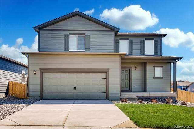 526 Jordan Street, Keenesburg, CO 80643 (#1895118) :: Finch & Gable Real Estate Co.