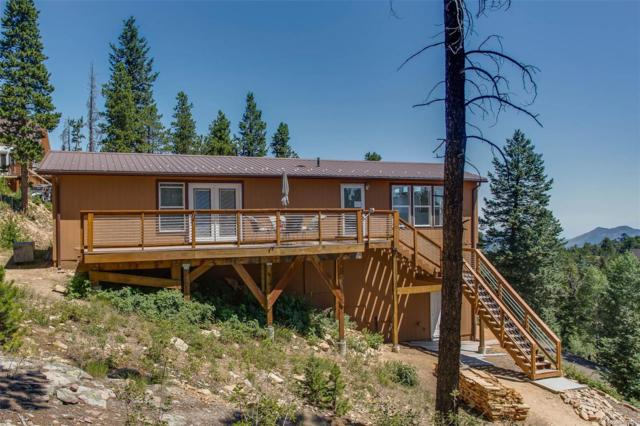 11437 Coal Creek Heights Drive, Golden, CO 80403 (#1895125) :: The City and Mountains Group