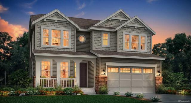 5438 E 144th Place, Thornton, CO 80602 (#1895292) :: The HomeSmiths Team - Keller Williams
